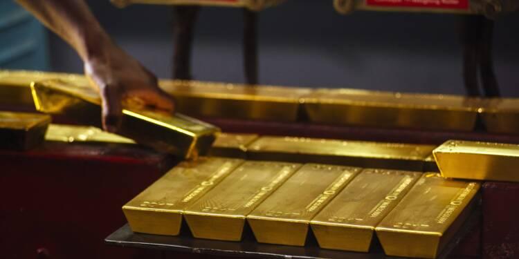 L'or va-t-il réussir à enrayer sa chute ? : le conseil Bourse du jour