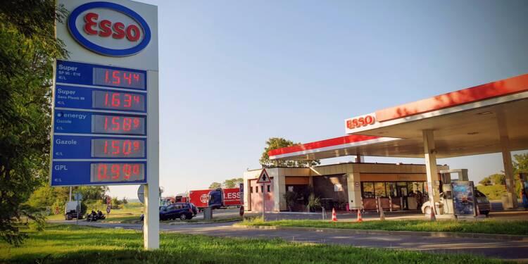Le géant du pétrole ExxonMobil (Esso) va perdre un montant colossal, abandon de projets
