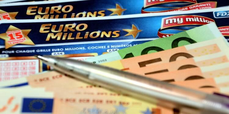 L'Euromillions va mettre en jeu un jackpot record vendredi