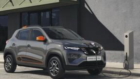 Les prix de la Dacia Spring électrique dévoilés