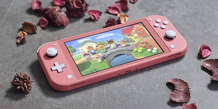 Nintendo Switch : 2 bons plans sur les versions standard et Lite chez Amazon