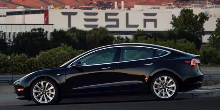 Tesla pourrait vendre 20 millions de voitures en 2040 : le conseil Bourse du jour