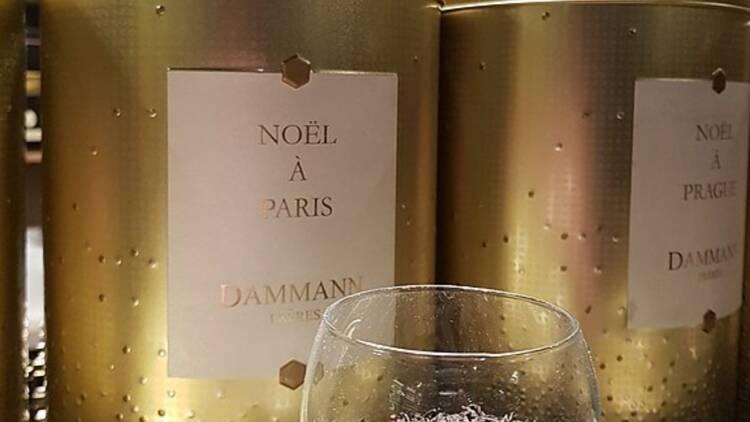 Le producteur de thés Dammann Frères écope d'une amende salée