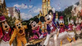 Double redressement fiscal pour Disney en France