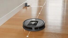 Amazon : 49% de réduction sur l'aspirateur-robot iRobot Roomba 960