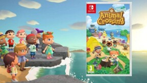 Black Friday Nintendo Switch : Le jeu Animal Crossing New Horizons à prix réduit
