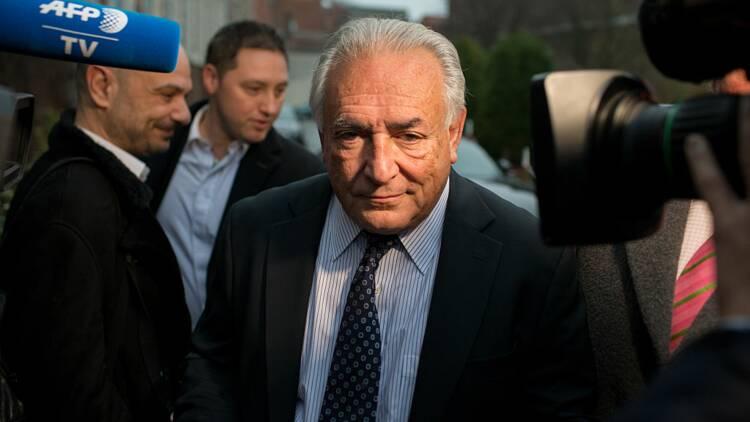 """DSK va sortir """"son"""" documentaire pour contrer celui de Jalil Lespert"""