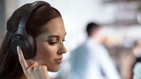 Black Friday Amazon : -40% sur le casque à réduction de bruit Sony WH-1000XM3