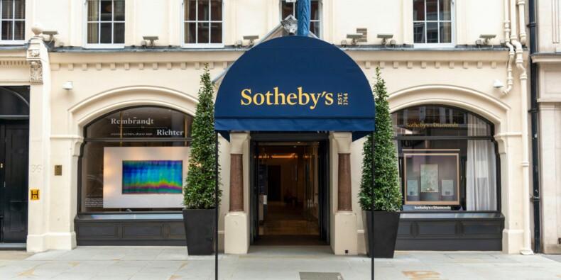 Van Gogh, Picasso, Hockney, Munch... Des enchères exceptionnelles organisées chez Sotheby's