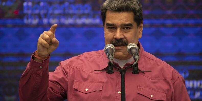 """Venezuela : Maduro s'empare du Parlement, les Etats-Unis dénoncent """"une mascarade"""""""
