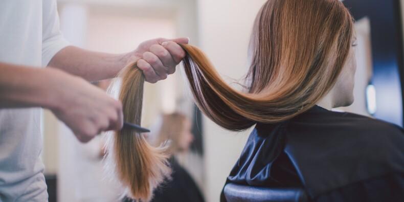 La publicité d'un coiffeur français fait polémique en Belgique