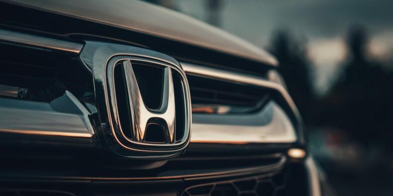 Honda ferme son usine au Royaume-Uni à cause de problèmes d'approvisionnement