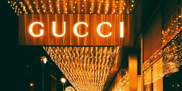 Le géant du luxe Kering (Gucci) va racheter des actions, acompte sur dividende