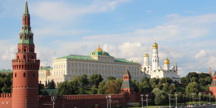 Un avion secret de l'armée russe pillé par des voleurs