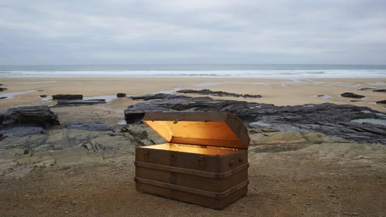 Un mystérieux trésor découvert sur une plage au Venezuela