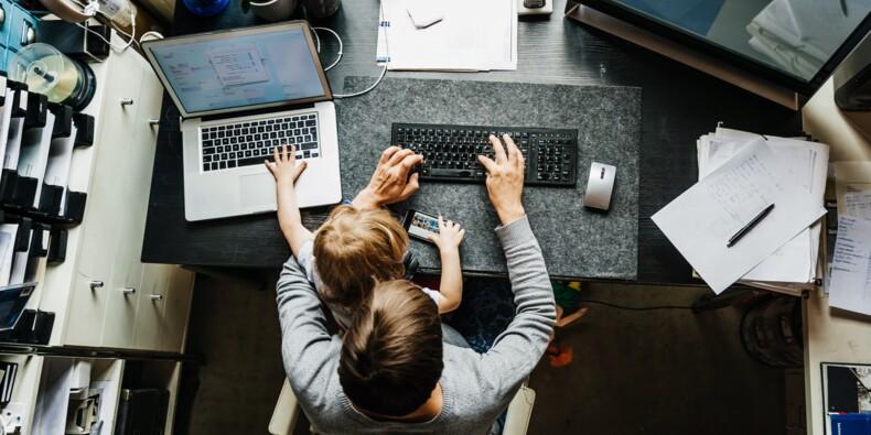 Télétravail : plus d'une entreprise sur trois ne l'a pas mis en place selon une étude