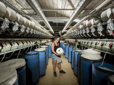 Le textile vosgien fait de la résistance