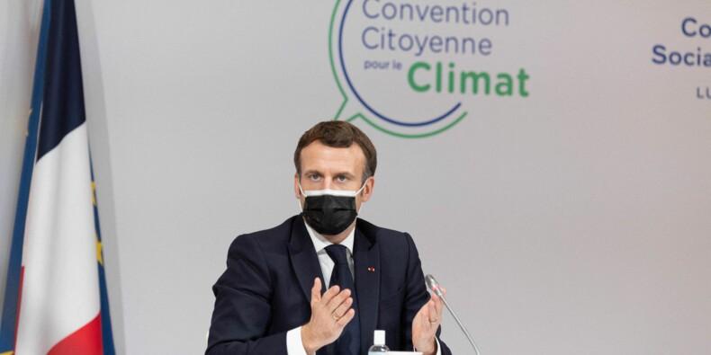 Convention citoyenne : Emmanuel Macron écarte pour l'heure l'obligation de rénovation énergétique des logements