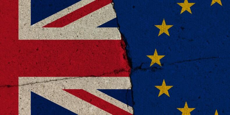Brexit : chute historique des exportations du Royaume-Uni vers l'UE