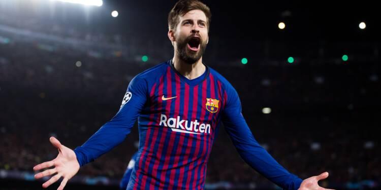 Sorare : Gerard Piqué investit dans la nouvelle star française des jeux de foot