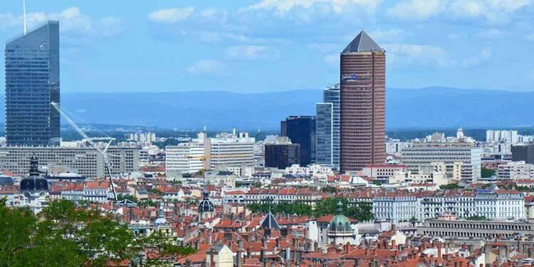 SFR lance sa 5G à Lyon lundi, contre l'avis de la municipalité écolo