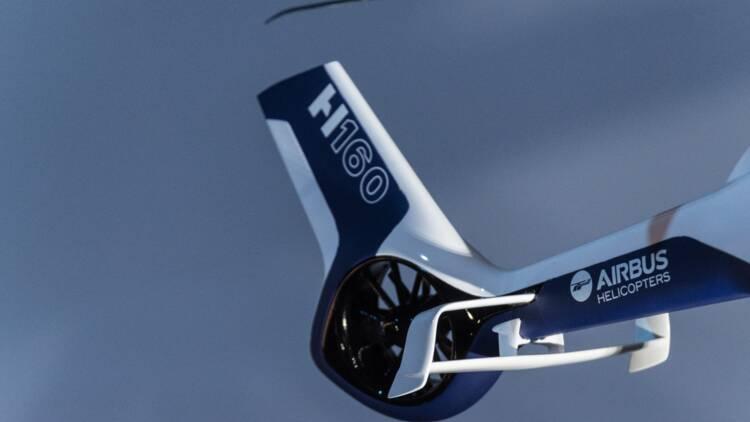 Airbus vend 2 hélicoptères H160