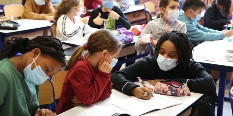 Covid-19 : avoir un enfant à l'école accroît-il vraiment le risque de transmission du virus ?
