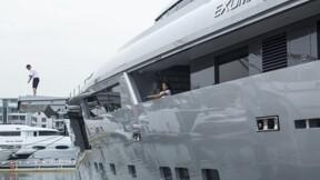 L'incroyable yacht du Belge le plus riche est à vendre