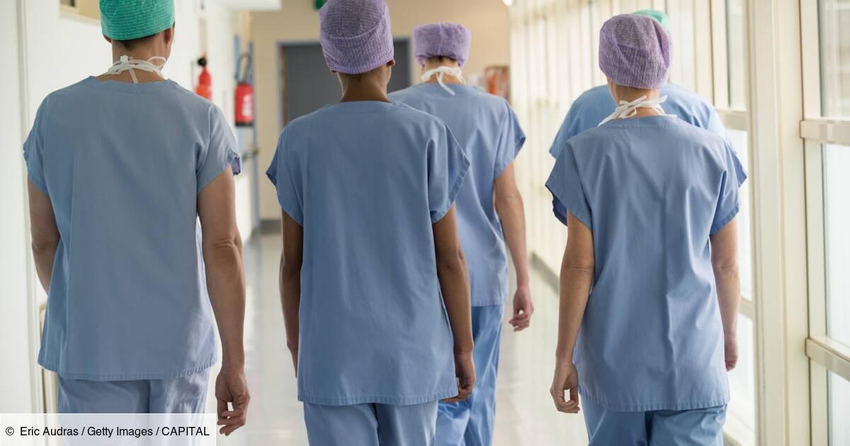 Hôpitaux : 1.800 lits supprimés en trois mois, Force ouvrière accuse le gouvernement