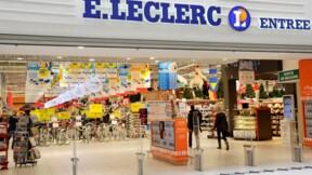 """Le """"drive"""" de Leclerc affiche un chiffre d'affaires record en 2020"""