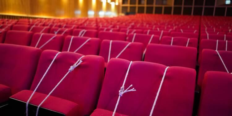 Le Conseil d'Etat donne en partie raison aux cinémas et théâtres mais valide leur fermeture