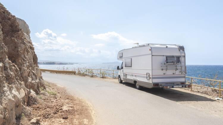 Dans leur camping-car, les retraités transportaient une incroyable quantité de drogue