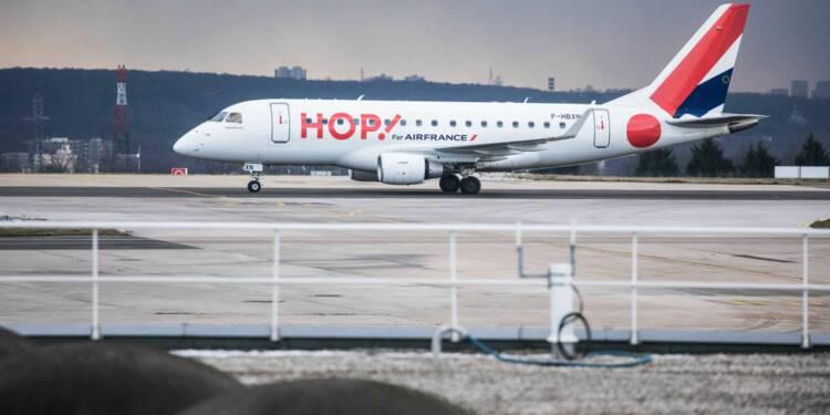 Vives tensions autour du plan de départs chez Hop!