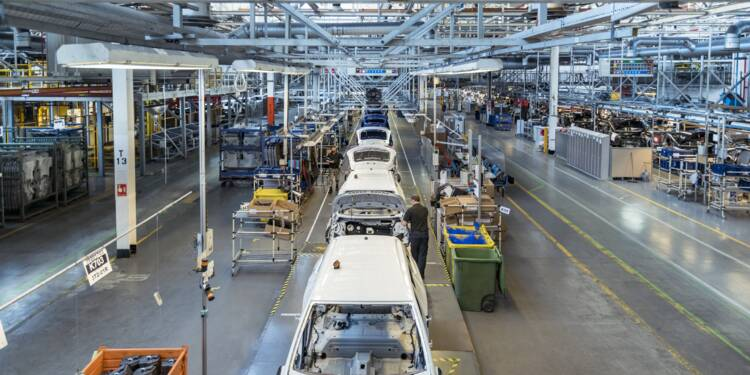 À Valenciennes, l'usine Toyota va reprendre sa production