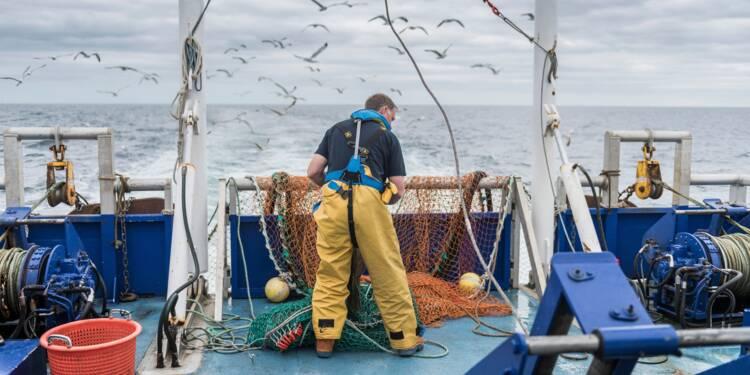 Accord sur le Brexit : la grogne des pêcheurs britanniques