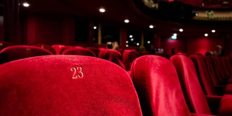 La fréquentation des salles de cinémas en chute libre
