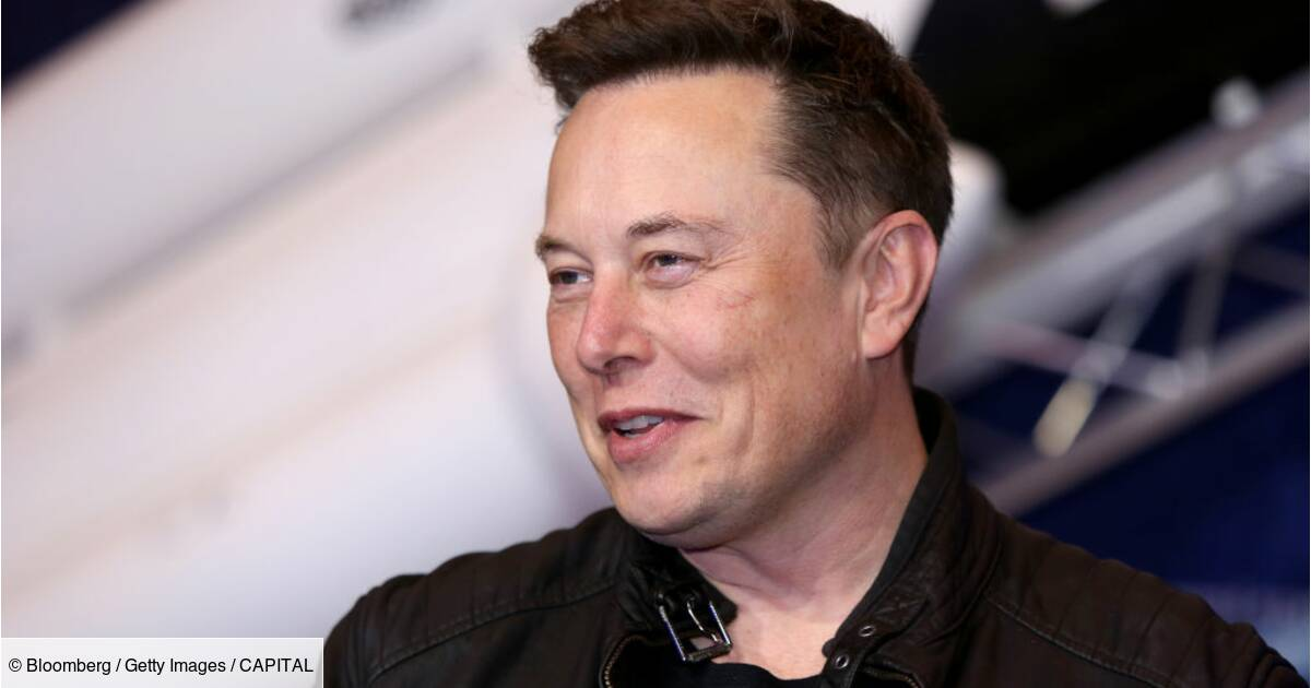 Elon Musk est (déjà) redevenu l'homme le plus riche du monde, mais ce n'est pas grâce à Tesla - Capital.fr