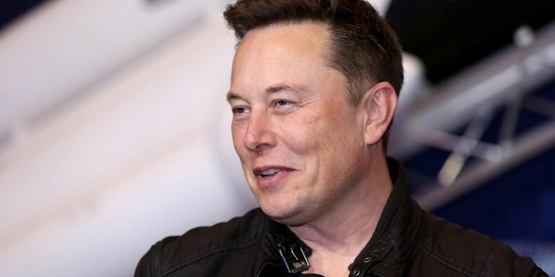 La fortune d'Elon Musk fait un bond de 25 milliards de dollars en une journée