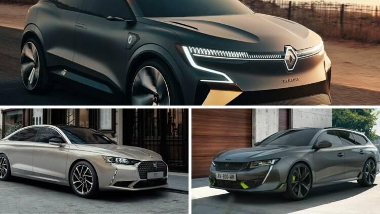 Les nouvelles voitures françaises qui arrivent en 2021