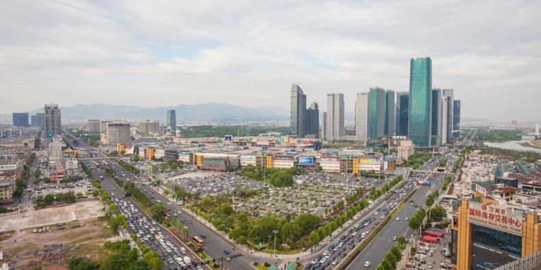 Pour atteindre ses objectifs environnementaux, une ville chinoise coupe l'électricité