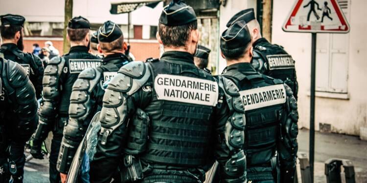 Plus de 600 arrestations en France pour le Nouvel An sous couvre-feu