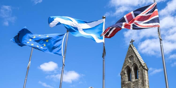 Malgré le Brexit, l'Écosse espère rejoindre l'UE