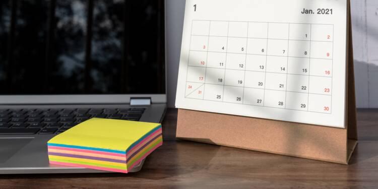 Jours fériés 2021 : les congés à poser pour allonger vos vacances cette année