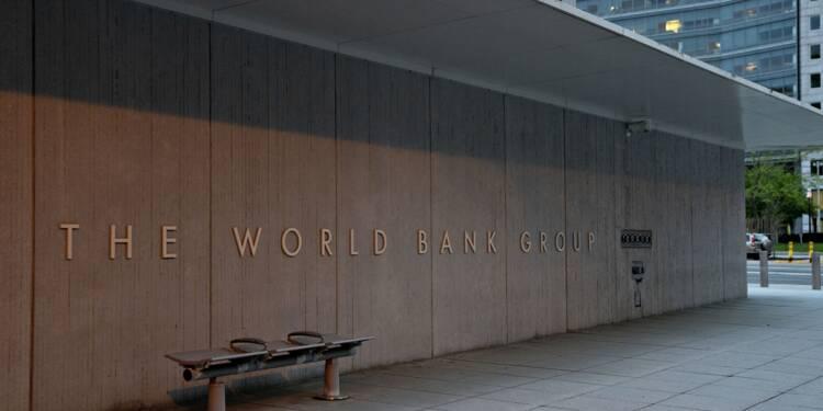 Covid-19 : la croissance revue à la baisse par la Banque mondiale
