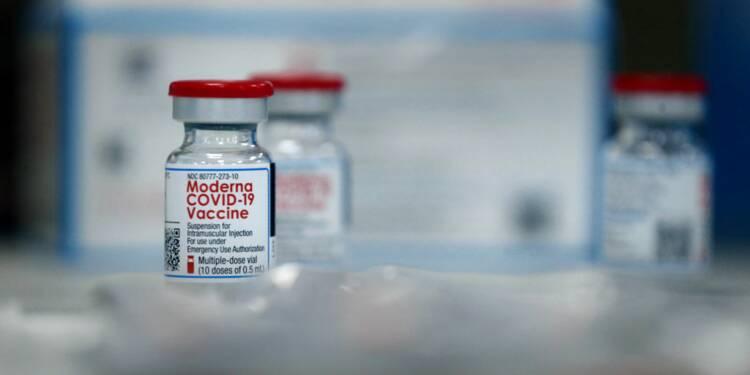 L'agence européenne du médicament donne son feu vert au vaccin anti-Covid de Moderna