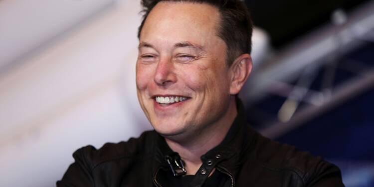 Tesla : Elon Musk devient la première fortune mondiale, devant Jeff Bezos