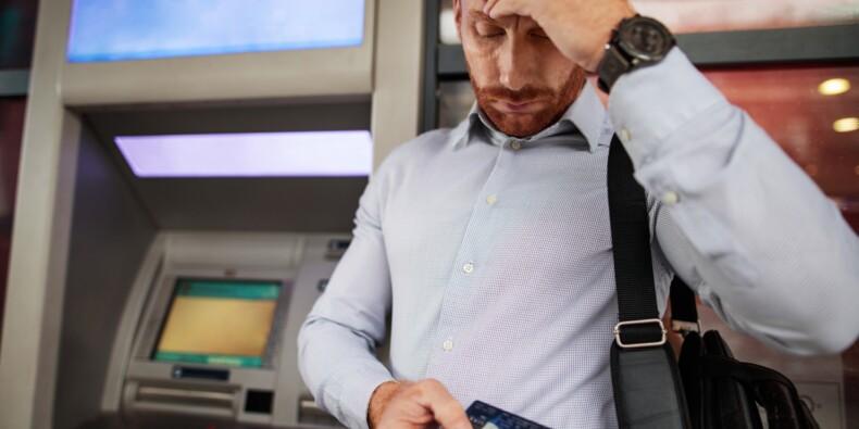 Évitez les forfaits bancaires si vous ne faites pas beaucoup d'opérations !