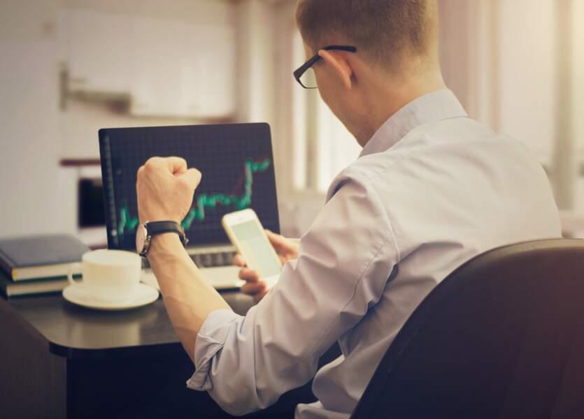 Des actions à fort potentiel en Bourse pour le moyen terme