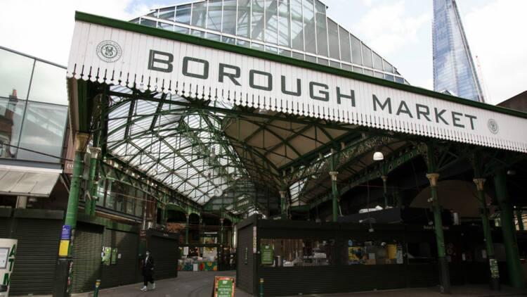 Un restaurant francilien obligé de changer de nom par le Borough Market de Londres !