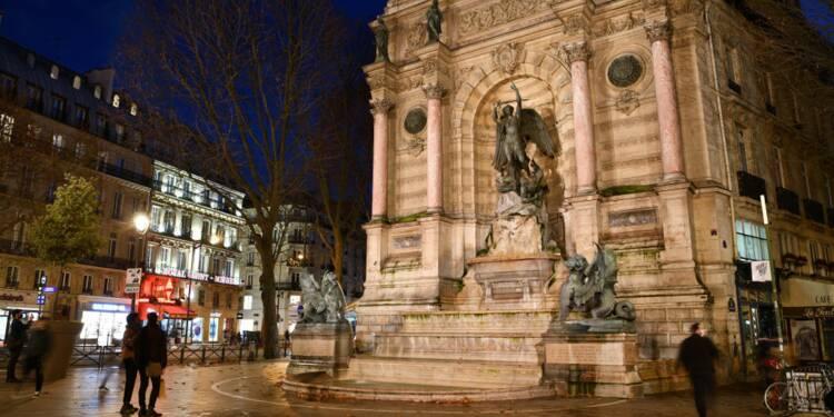 Le coût faramineux des travaux pour les fontaines parisiennes